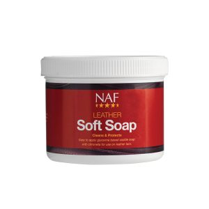 Leather Soft Soap 450g 1