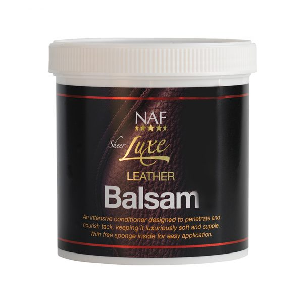 Sheer Luxe Leather Balsam 400g 1