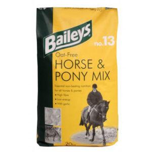 Nr13 Oat free horse & pony mix 1