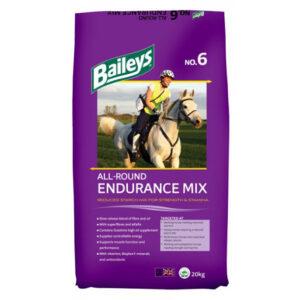 Nr6 Endurance mix 1