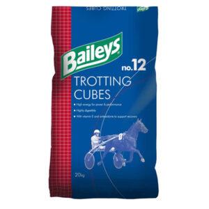Trotting cubes 1