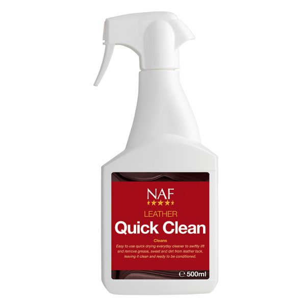 Leather Quick Clean 500ml 1