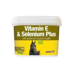 NAF-VitaminE-Selenium Plus-1kg